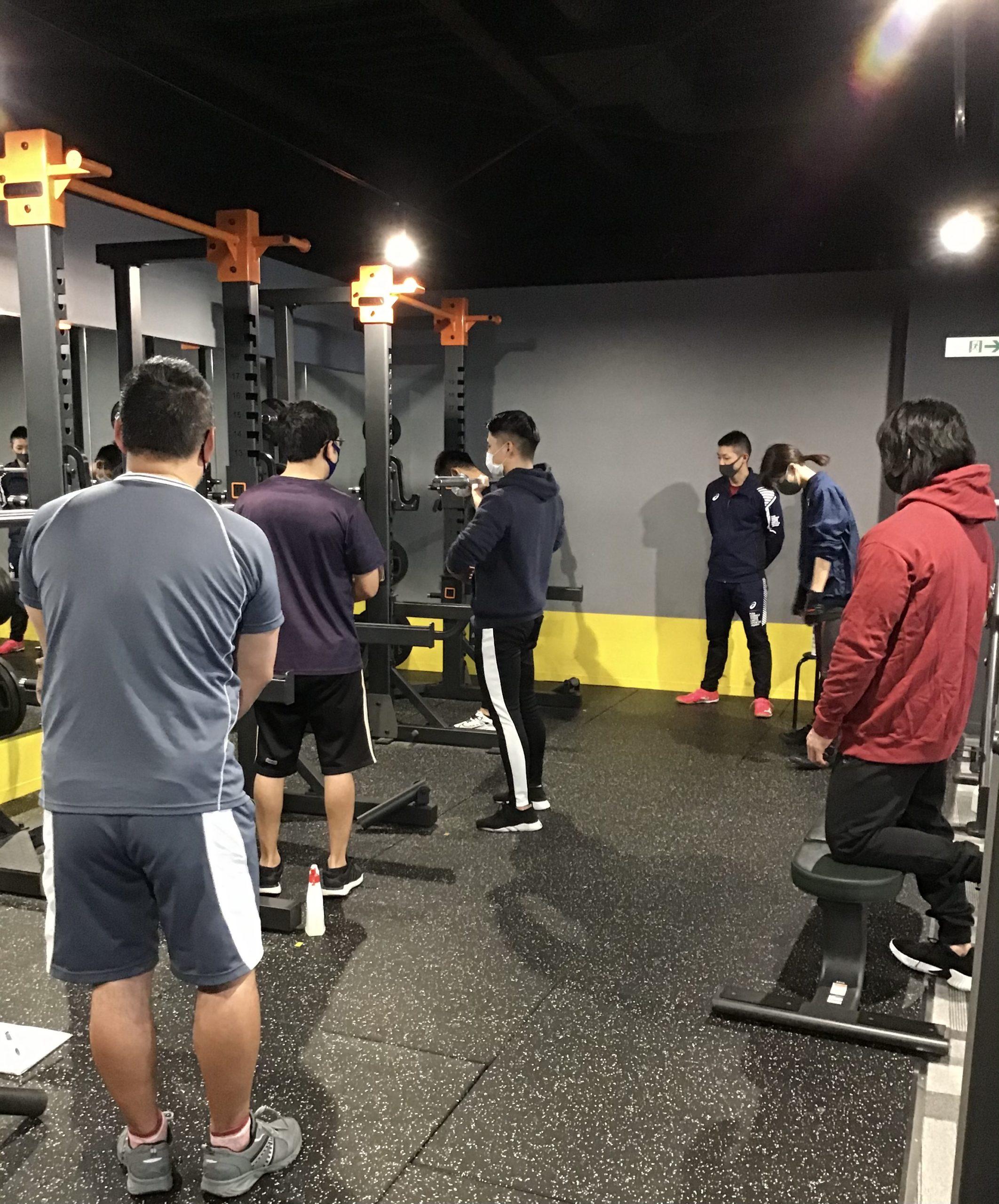 12/21(月)トレーニングセミナーの様子